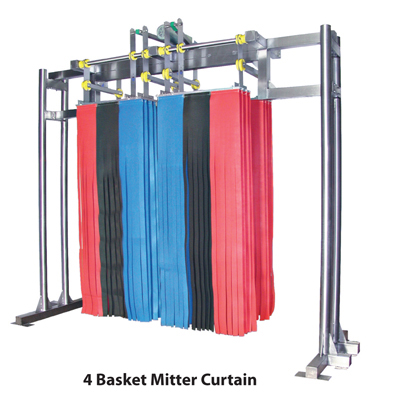 4basket meter curtain